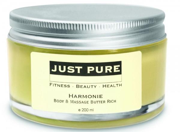 Harmonie Body & Massagebutter