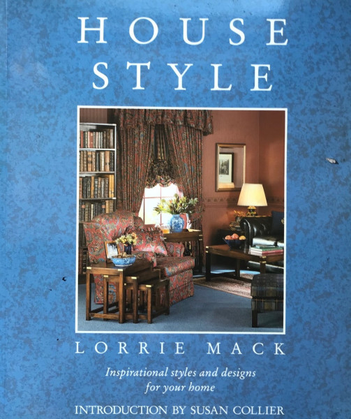 """Book """"House Style"""""""