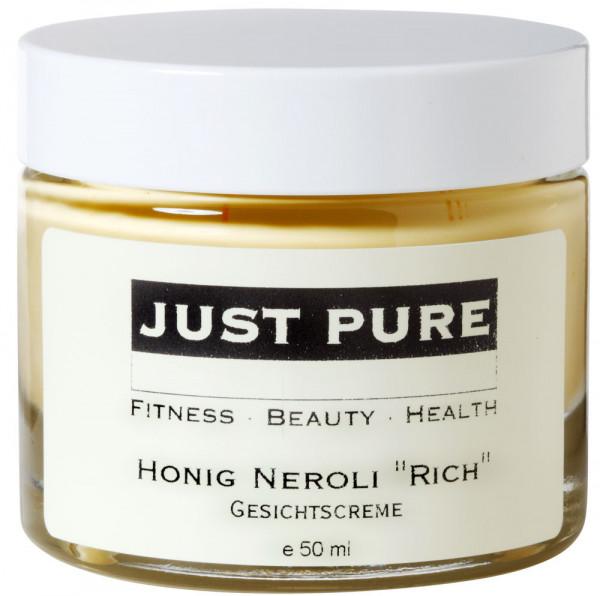 Honig Neroli Rich Gesichtscreme
