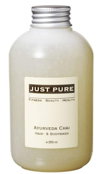 Ayurveda Chai Hair & Body Wash OHNE PALMÖL!