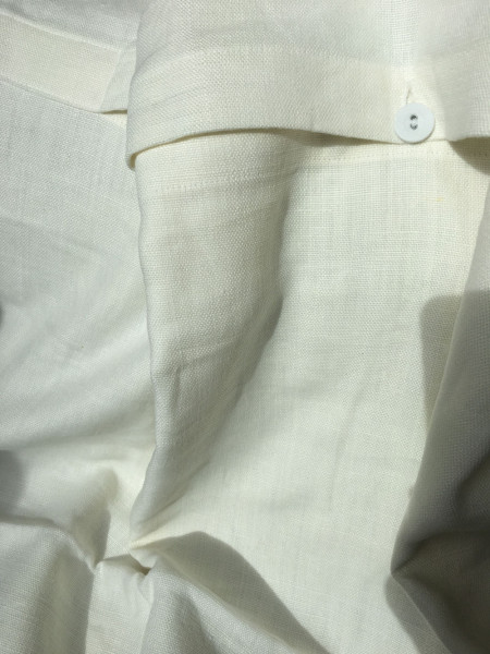 Kopfkissenbezug Reinleinen, 80cm x 80cm
