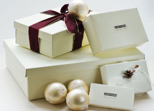 Geschenk Verpackung Weihnachten