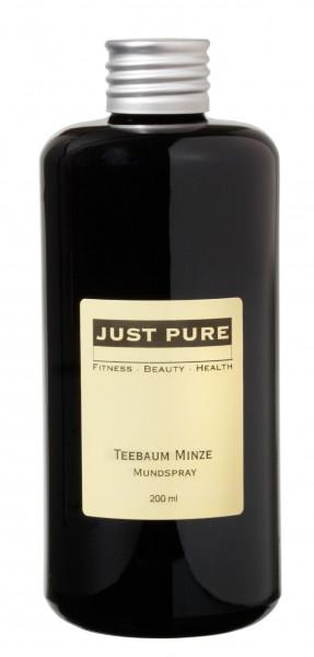 """Teebaum Minze"" Mundspray"