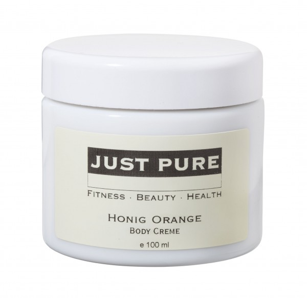 Honig Orange Body Creme