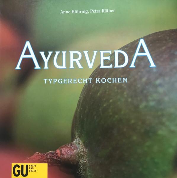 "Kochbuch ""Ayurveda - typgerecht kochen"""