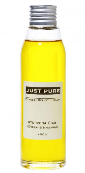 Ayurveda Chai Körper & Massageöl