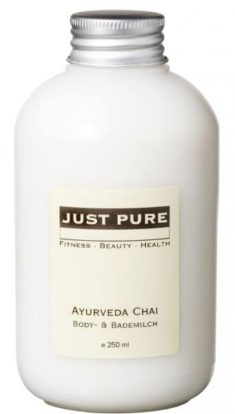 Ayurveda Chai Body & Bademilch