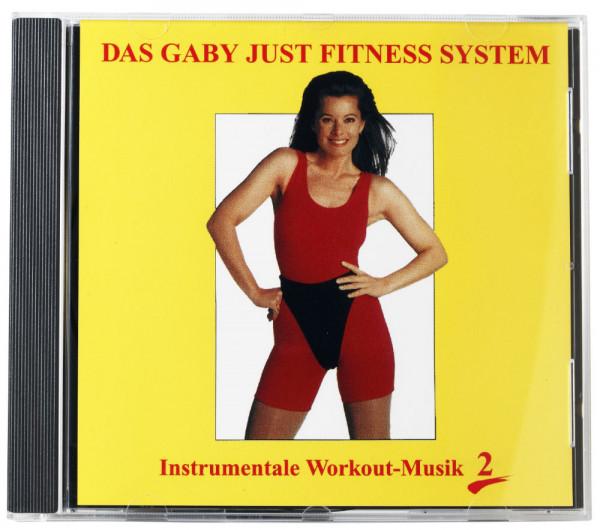 Pop Workout Musik CD 2
