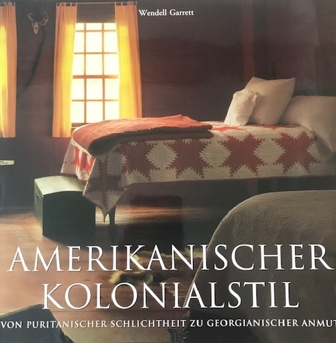 American Colonial Style Book