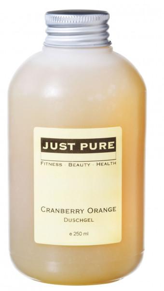 Cranberry Orange Duschgel OHNE PALMÖL!
