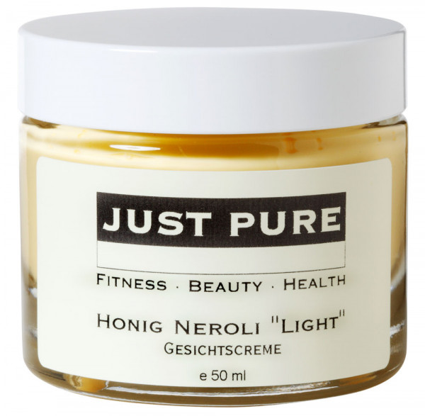 Honig Neroli Light Gesichtscreme
