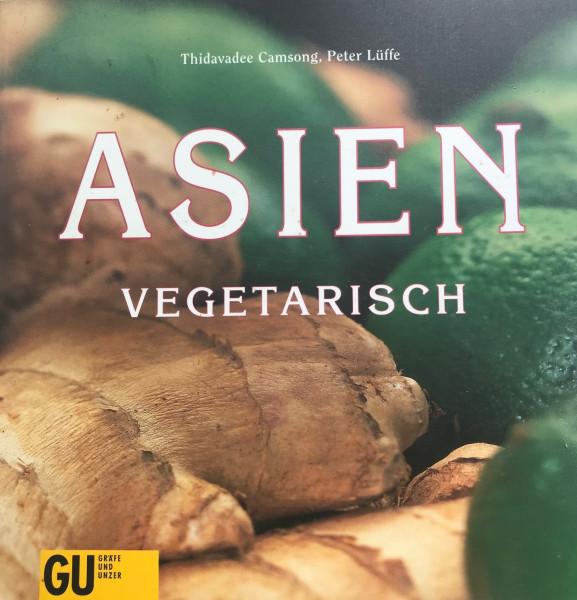 """Kochbuch """"Asien vegetarisch"""""""