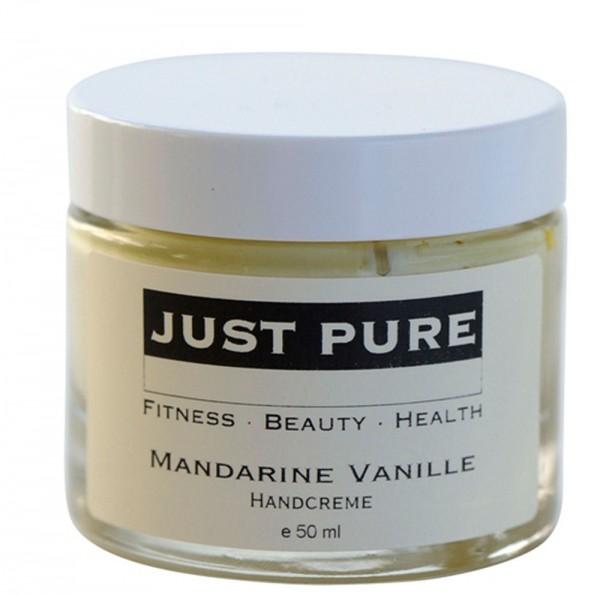 Mandarine Vanille Handcreme