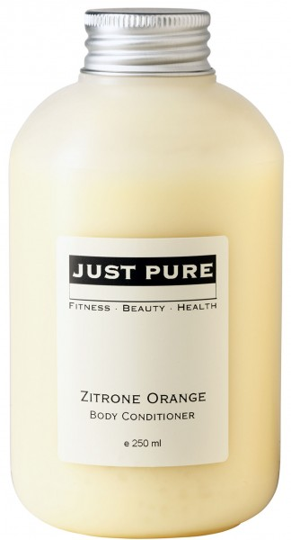 Zitrone Orange Body Conditioner