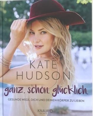 "Beauty Buch ""Kate Hudson"""