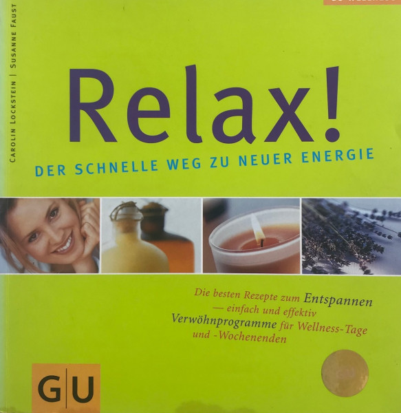 "Beauty Buch ""RELAX"""