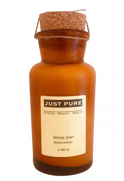 Honig Zimt Badecreme - Sonderedition! Nur solange der Vorrat reicht