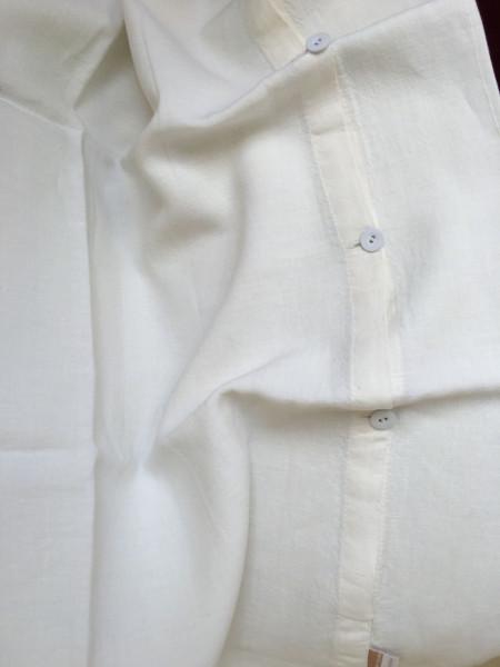 Kopfkissenbezug 100% Baumwolle, 80cm x 80cm