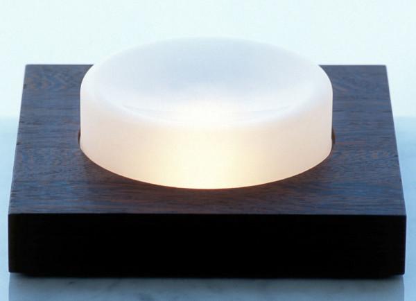 "Duftlampe Wengè Holz ""elektrisch"""