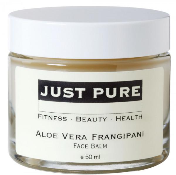 Aloe Vera Frangipani Face Balm