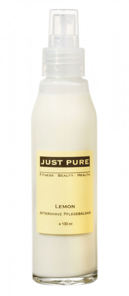 Lemon Aftershave Pflegebalsam