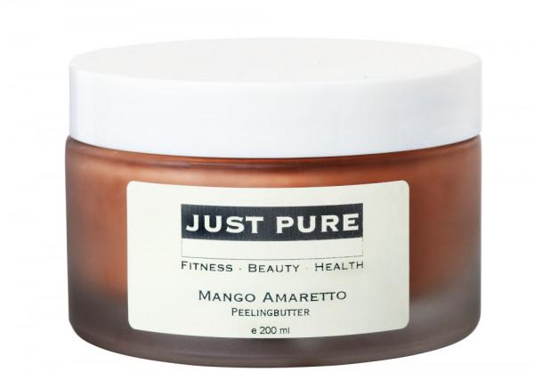 Mango Amaretto Peeling Butter