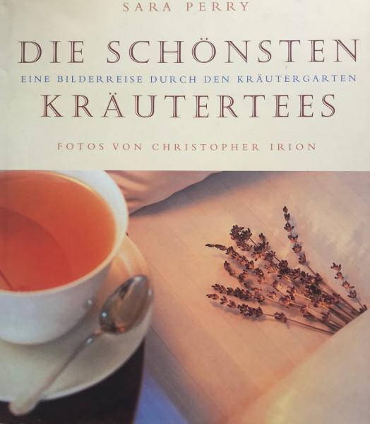 """Kochbuch """"die schönsten Kräutertees"""""""